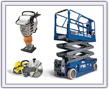 Equipment rentals in Austin TX