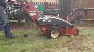 Trencher ditch witch 1330 rentals Austin | Where to rent