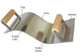 Where to find CURB   GUTTER TOOLS, SET in Austin