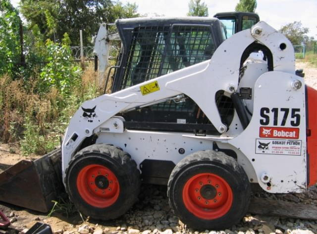 Where to find BOBCAT, S175 W  FOAM FILLED TIRES in Austin