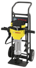 Where to rent HAMMER, JACK 60 lb BOSCH BRUTE ELEC. in Austin TX