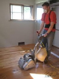 Where to rent HARDWOOD FLOOR SANDER, DU-8 EZ-8 in Austin TX