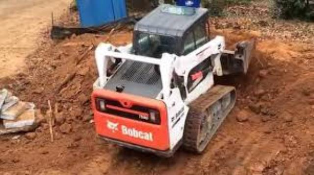 BOBCAT T590 TRACKED SKID STEERER Rental Austin TX, Rent BOBCAT T590