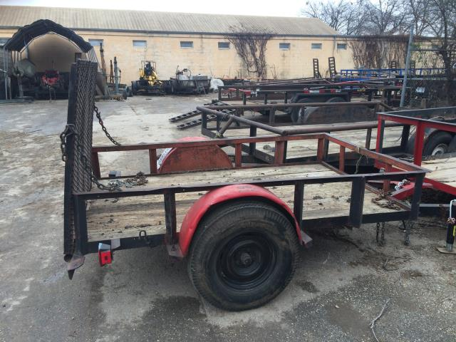 Where to find UTILITY TRAILER W  RAMP, SMALL in Austin