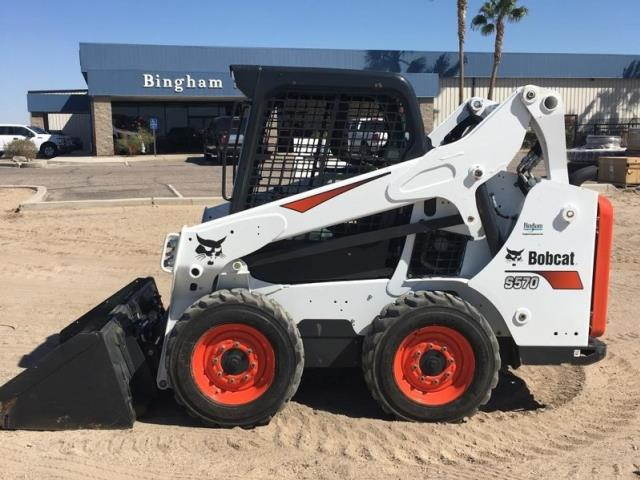 Where to find S570 BOBCAT LOADER in Austin