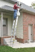 Where to rent LADDER, 24  ALUMINUM EXTENSION in Austin TX